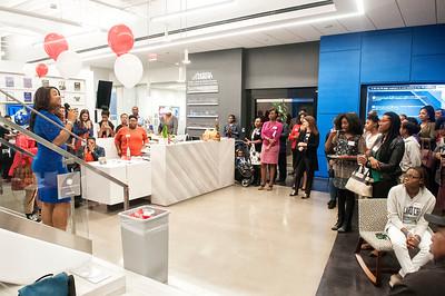 EmpowHERment's Birthday Celebration @ The Charlotte Chamber 12-16-15