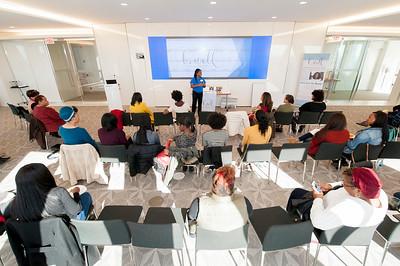 EmpowHERment's Leadership Academy Orientation & Event @ K & L Gates 1-20-18 by Jon Strayhorn