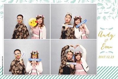Ema & Andy's Wedding