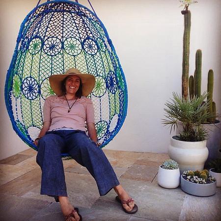 Modern garden inspiration - Sunset Celebration Weekend 2014