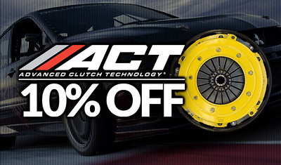 2018 March ACT 10% Off