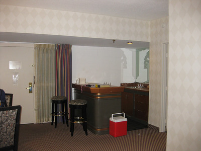 Comfort Suites, Minneapolis, 2012.