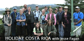 Field Guides Birding Tour to COSTA RICA