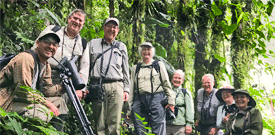 Ecuador with FIELD GUIDES BIRDING TOURS