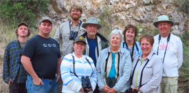 Arizona with FIELD GUIDES BIRDING TOURS