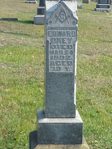 Edward Okey (JP) Grave -- Stafford