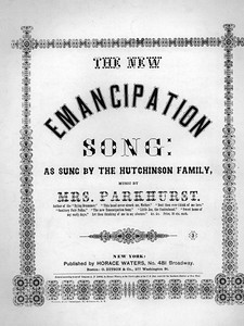 The New Emancipation Song_cr