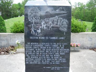 Lambert Land Marker