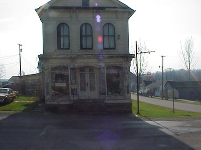 Old Store -- Stafford