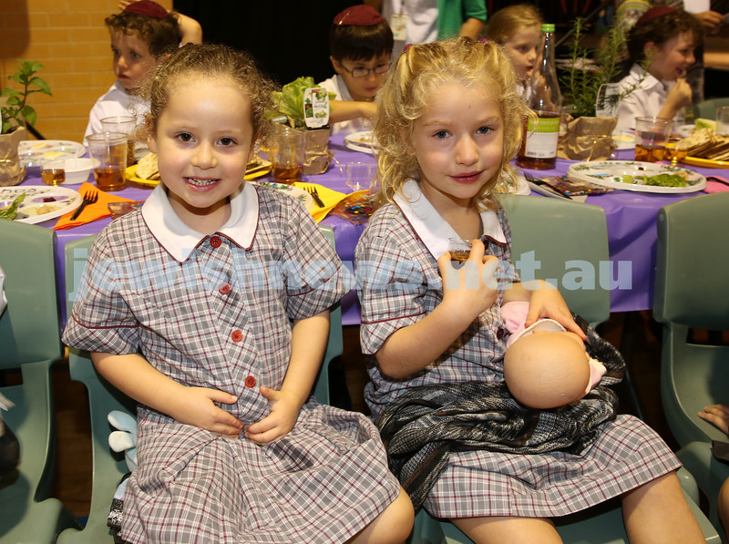 Emanuel infants demo Seder. Julia Manoy & Sanne Nathan.