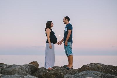 Embarazo Raúl + Cristina