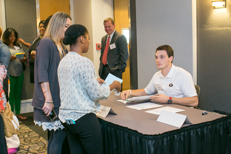 Embark Georgia Leadership Conference 2017. The Embark Georgia program serves college students who have experienced foster care or homelessness.