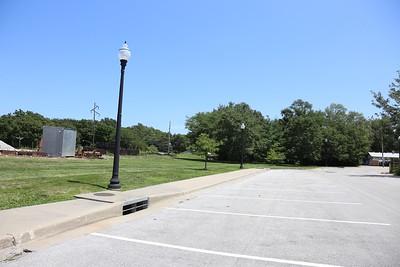 Railroad Downtown/ Parking lots