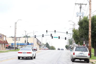 Truman/Bennington Ave -- 4 way stop