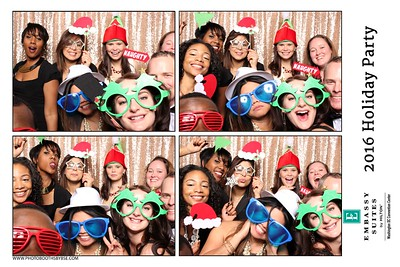 Embassy Suites DC Holiday Party Photo Booth
