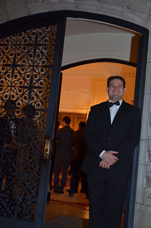2011 Soirée at French Ambassador's Residence