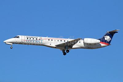 AeroMexico Connect Embraer ERJ 145LR (EMB-145LR) XA-YLI (msn 145400) LAX (Michael B. Ing). Image: 922939.
