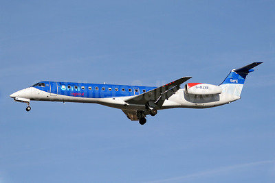 Airline Color Scheme - Introduced 2001 (BMI)