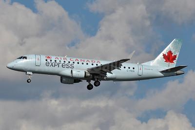 Air Canada Express (Sky Regional Airlines) Embraer ERJ 170-200SU (ERJ 175) C-FEIX (msn 17000085) DCA (Tony Storck). Image: 913295.