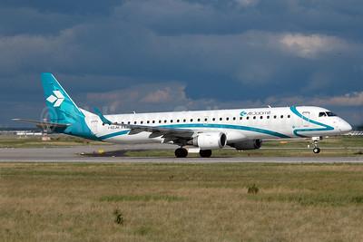 Air Dolomiti Embraer ERJ 190-200LR (ERJ 195) I-ADJM (msn 19000258) FRA (Nik French). Image: 909178.