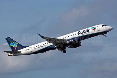 Azul Linhas Aereas Brasileiras Embraer ERJ 190-100 IGW PR-AZE (msn 19000282) SDU (Bernardo Andrade). Image: 911358.
