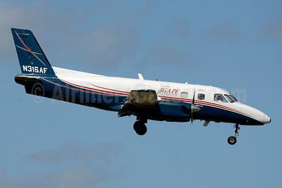 Agape Flights Embraer EMB-110P1 Bandeirante N316AF (msn 110271) PBI (Jay Selman). Image: 403500.