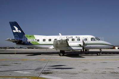 Gull Air Embraer EMB-110P1 Bandeirante N130EM (msn 110416) MIA (Bruce Drum). Image: 105168.