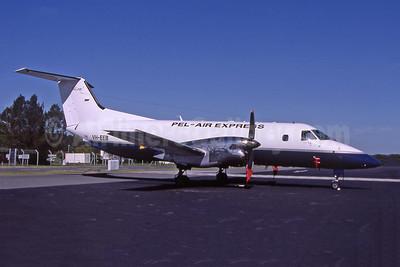 Pel-Air Express (Pel-Air Aviation) Embraer EMB-120RT Brasilia VH-EEB (msn 120117) BNE (Pepscl). Image: 945032.