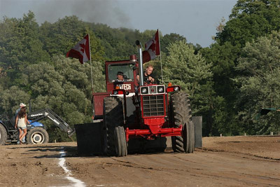 Embro Truck and Tractor Pull 2011