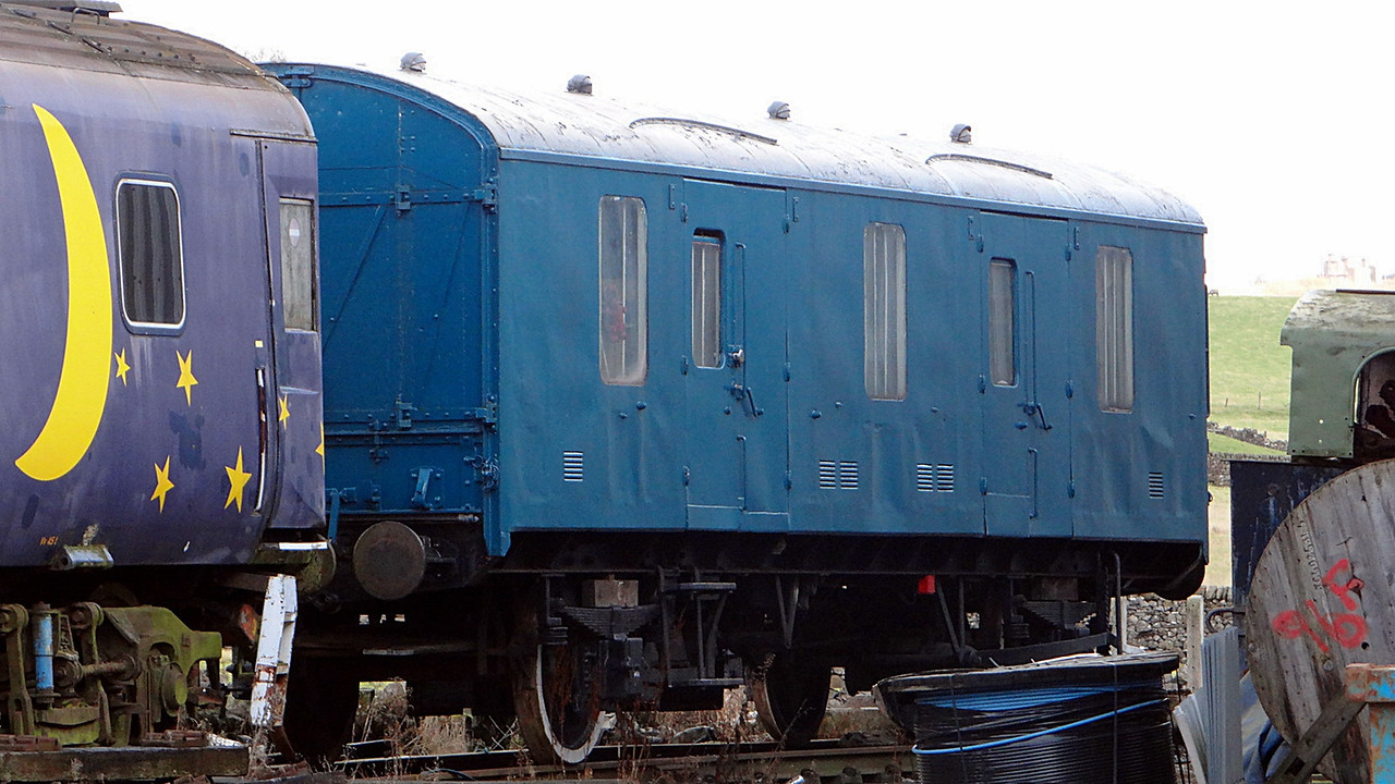 BR 94338 Four-wheel CCT (Covered Carriage Truck)  11,11,2012