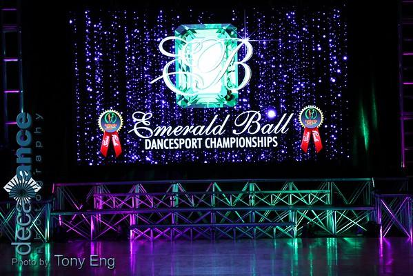 2016 Emerald Ball Dancesport Championships