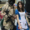 Soldier and Alice