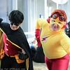 Robin and Kid Flash