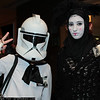 Clone Trooper and Queen Padme Amidala