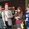 Dalek, Doctor Who, Amy Pond, and TARDIS