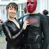 Catwoman and Red Hood