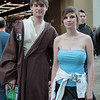Anakin Skywalker and Jill Valentine