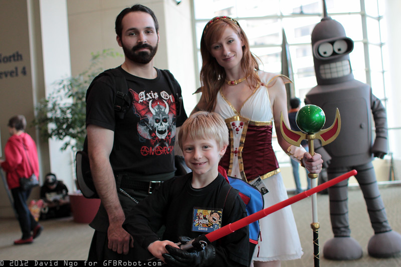 Fawkes, Codex, and Sith