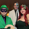 Riddler, Two-Face, and Poison Ivy