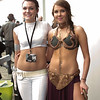Padme Amidala and Princess Leia Organa