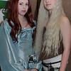 Sansa Stark and Daenerys Targaryen