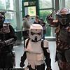 Dathomirian, Scout Trooper, and Predator