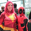 Dark Phoenix and Deadpool