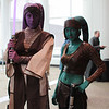 Twi'lek and Aayla Secura