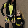 Silk Spectre and Batgirl