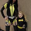 Silk Spectre and Batgirl