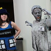 TARDIS and Weeping Angel