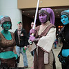 Aayla Secura and Twi'leks