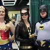 Wonder Woman, Catwoman, and Batman
