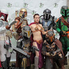 Mandalorians and Princess Leia Organa